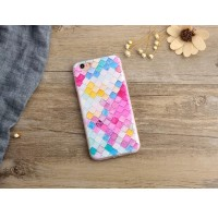 Casing Iphone 6 Premium Softcase Colorful Scale