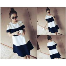 Dress Letisya Navy