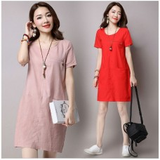 Dress Mimi Red