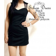 Schon Black Dress
