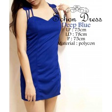 Schon Dark Blue Dress